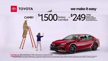 Toyota TV Spot, 'Kitty' [T2] - Thumbnail 5