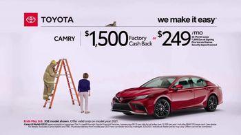 Toyota TV Spot, 'Kitty' [T2] - Thumbnail 7