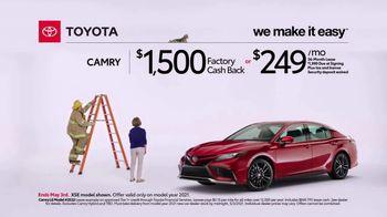 Toyota TV Spot, 'Kitty' [T2] - Thumbnail 8