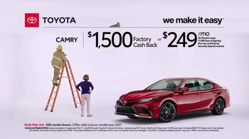 Toyota TV Spot, 'Kitty' [T2] - Thumbnail 9
