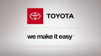 Toyota TV Spot, 'Exploring: Corolla Family' [T2] - Thumbnail 10