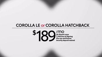Toyota TV Spot, 'Exploring: Corolla Family' [T2] - Thumbnail 7