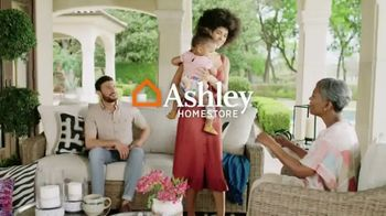 Ashley HomeStore The Big Deal Event TV Spot, 'Save 10%: Bed and Sectional' - Thumbnail 1