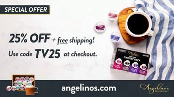 Angelino's TV Spot, 'Adventure: 25% Off'