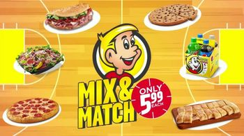 Hungry Howie's Mix & Match TV Spot, 'Irresistible' - Thumbnail 8