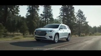Chevrolet TV Spot, 'Just Better: Lots of Room' [T1]