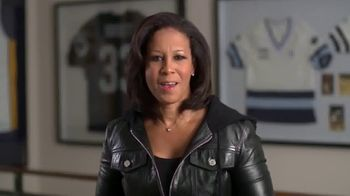 Pro Football Hall of Fame TV Spot, 'Count On Me: Lisa Salters' - Thumbnail 1