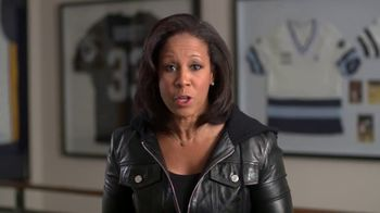 Pro Football Hall of Fame TV Spot, 'Count On Me: Lisa Salters' - Thumbnail 5
