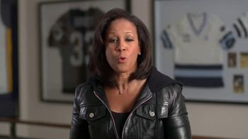 Pro Football Hall of Fame TV Spot, 'Count On Me: Lisa Salters' - Thumbnail 8