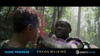 DIRECTV  Cinema TV Spot, 'Chaos Walking'
