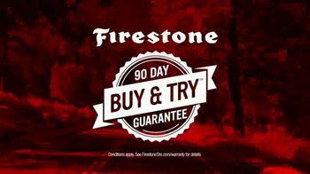 Firestone Tires TV Spot, 'Experience: Buy & Try Guarantee' - Thumbnail 6