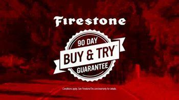 Firestone Tires TV Spot, 'Experience: Buy & Try Guarantee' - Thumbnail 7