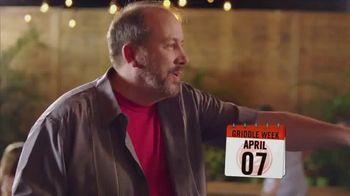 Blackstone Griddle TV Spot, 'National Griddle Week'
