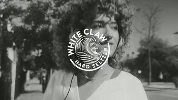 White Claw Hard Seltzer TV Spot, 'Roller Girl' Song by Zach Said - Thumbnail 1
