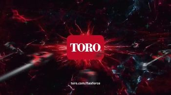 Toro Flex-Force Power System TV Spot, 'Power Without Compromise' - Thumbnail 10