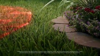 Toro Flex-Force Power System TV Spot, 'Power Without Compromise' - Thumbnail 4