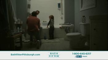 Bath Fitter TV Spot, 'Play Time' - Thumbnail 2