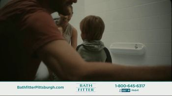 Bath Fitter TV Spot, 'Play Time' - Thumbnail 3