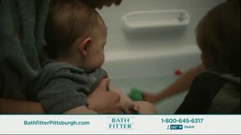 Bath Fitter TV Spot, 'Play Time' - Thumbnail 5