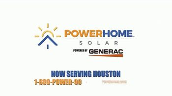 Power Home Solar & Roofing TV Spot, 'Join the Solar Revolution Houston: First 12 Months Free' Song by Twisted Sister - Thumbnail 8