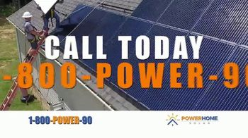 Power Home Solar & Roofing TV Spot, 'Join the Solar Revolution Houston: First 12 Months Free' Song by Twisted Sister - Thumbnail 4