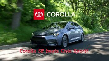 Toyota TV Spot, 'Run the Numbers: Corolla and Camry' [T2] - Thumbnail 3