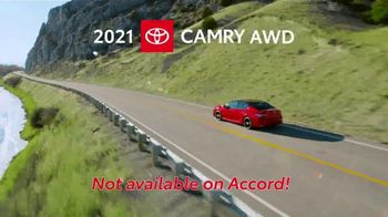 Toyota TV Spot, 'Run the Numbers: Corolla and Camry' [T2] - Thumbnail 6