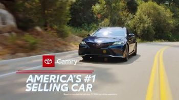 Toyota TV Spot, 'Run the Numbers: Corolla and Camry' [T2] - Thumbnail 7