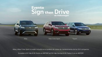 Volkswagen Evento Sign Then Drive TV Spot, 'Usual Suspects' [Spanish] [T2] - Thumbnail 8