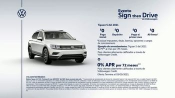Volkswagen Evento Sign Then Drive TV Spot, 'Usual Suspects' [Spanish] [T2] - Thumbnail 9