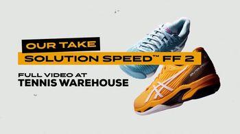 Tennis Warehouse TV Spot, 'Asics Solution Speed FF2' - Thumbnail 8