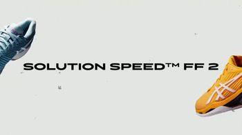 Tennis Warehouse TV Spot, 'Asics Solution Speed FF2' - Thumbnail 6