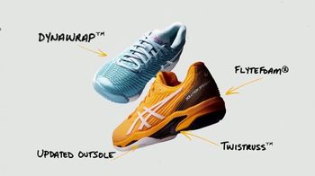Tennis Warehouse TV Spot, 'Asics Solution Speed FF2'