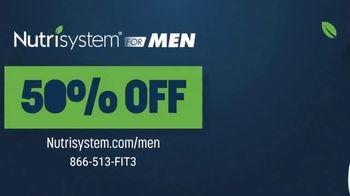 Nutrisystem for Men TV Spot, 'Power Through the Day: Save 50%' - Thumbnail 5