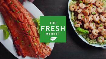 The Fresh Market $5.99 Fridays TV Spot, 'Salmon and Shrimp'