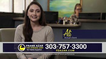 Franklin D. Azar & Associates, P.C. TV Spot, 'Ali'