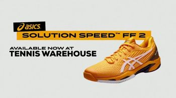 ASICS Solution Speed FF 2 TV Spot, 'Always Improving' - Thumbnail 10