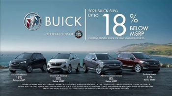 Buick TV Spot, 'So You: Tight Spot: March Madness' Song by Matt and Kim [T2] - Thumbnail 8