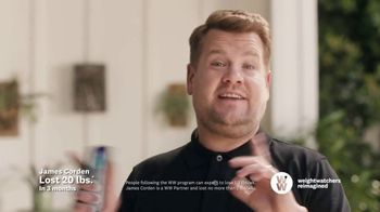 WW TV Spot, 'Let Me Show You How: Phone Right There: 60% Off' Featuring James Corden - Thumbnail 4