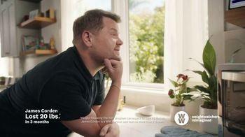 WW TV Spot, 'Let Me Show You How: Phone Right There: 60% Off' Featuring James Corden - Thumbnail 5