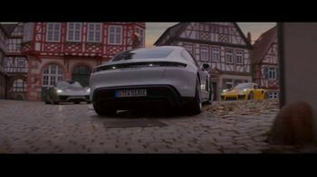 Porsche Taycan TV Spot, 'The Heist' [T2]