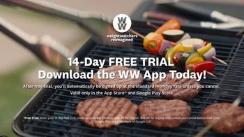 WW TV Spot, 'Let Me Show You How: App Free Trial' Featuring James Corden - Thumbnail 10