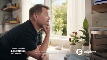 WW TV Spot, 'Let Me Show You How: App Free Trial' Featuring James Corden - Thumbnail 6