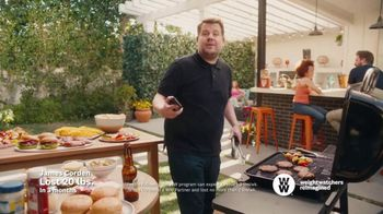 WW TV Spot, 'Let Me Show You How: App Free Trial' Featuring James Corden - Thumbnail 7