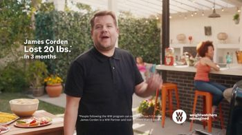 WW TV Spot, 'Let Me Show You How: App Free Trial' Featuring James Corden - Thumbnail 9