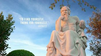 Arby\'s 2 for $6 Everyday Value TV Spot, \'Famous Quotes: Socrates\' Song by YOGI
