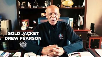 Pro Football Hall of Fame TV Spot, 'Count on Me' Featuring Drew Pearson - Thumbnail 1