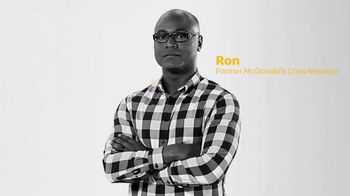 McDonald's TV Spot, 'Ron' - Thumbnail 1