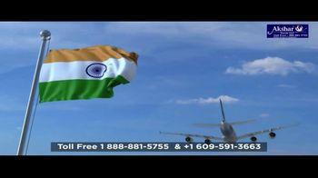 Akshar Travels TV Spot, 'Looking for OCI Card, Passport Renewal OR Emergency Visa' - Thumbnail 4