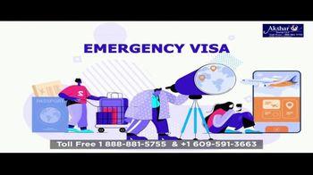 Akshar Travels TV Spot, 'Looking for OCI Card, Passport Renewal OR Emergency Visa' - Thumbnail 6